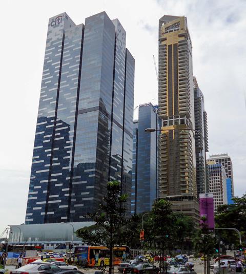 アジア・スクエア・タワー1
