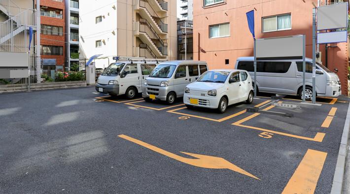 渋谷区パーキング第1号ファンド第1回